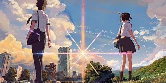 Your Name, Makoto Shinkai, Eurozoom, Actu Ciné, Cinéma,