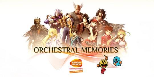 Concert, Go Shiina, Motoi Sakuraba, Musique, Orchestral Memories,