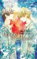 Akata, Critique Manga, Manga, Rouge Eclipse, Shiki Kawabata, Shojo,