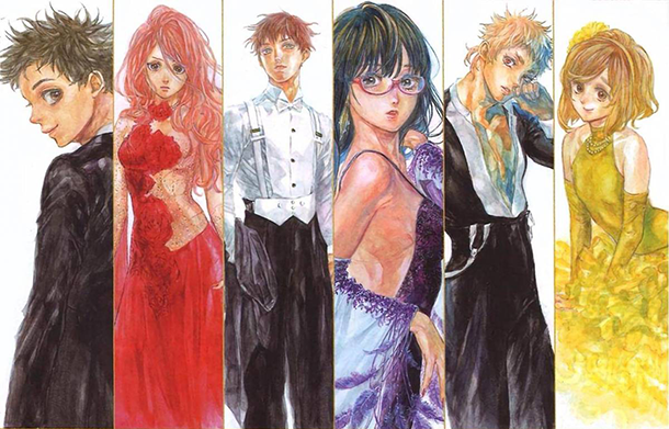 Welcome to the Ballroom - Sweep Over the Dance Hall, Monthly Shonen Magazine, Tomo Takeuchi, Actu Japanime, Japanime,