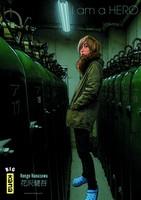 Big Kana, Critique Manga, I am a Hero, Kana, Kengo Hanazawa, Manga, Seinen,