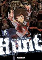 Critique Manga, Hunt, Loup Garou, Manga,