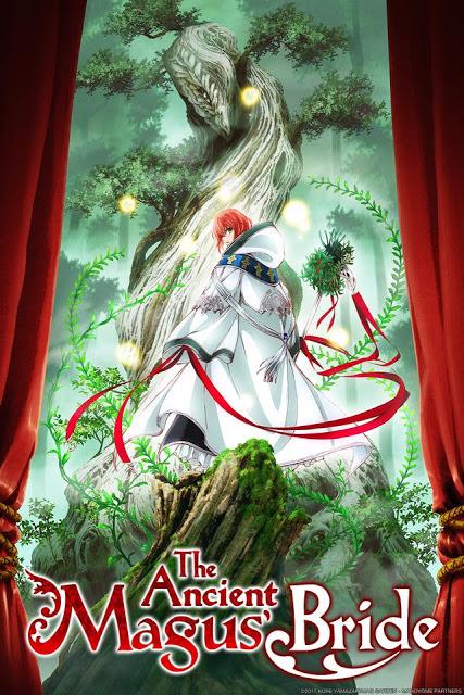 Actu Japanime, Crunchyroll, Japanime, The Ancient Magus Bride,