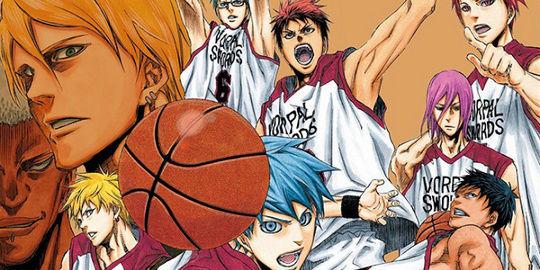 Kuroko's Basket - Last Game, Anime Digital Network, Actu Japanime, Japanime, Tadatoshi Fujimaki,