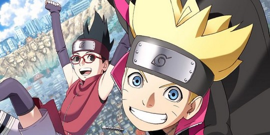 Boruto - Naruto Next Generations, TV Tokyo, Actu Japanime, Japanime, Studio Pierrot, Anime Digital Network,