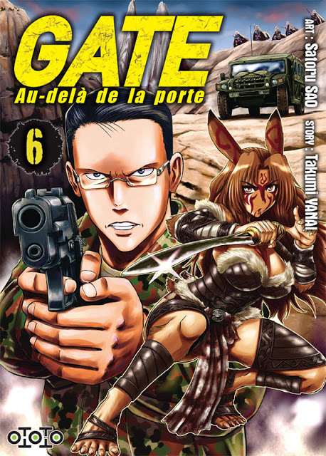 Actu Manga, Manga, Ototo, Seinen, Shonen, Re:Zero - Re:Life in a Different World From Zero, Overlord, Gate - Au-delà de la Porte, Fate/Zero,