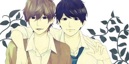 Actu Manga, Love Stories, Manga, Taifu Comics, Yaoi Blue,
