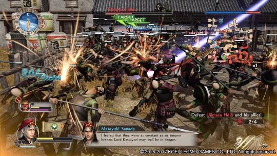 Critique Jeux Vidéo, Koch Media, Musou, Omega Force, PC, Playstation 3, Playstation 4, Playstation Vita, Samurai Warriors, Samurai Warriors: Spirit of Sanada, Steam, Jeux Vidéo,