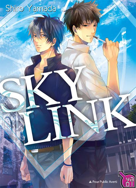 Actu Manga, Manga, Opération éditeur, Sky Link, Taifu, Yaoi,