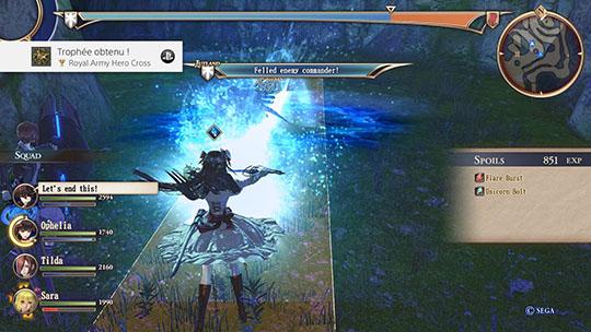 Action-RPG, Deep Silver, Koch Media, Playsation Vita, Playstation 4, Sega, Valkyria Revolution, Xbox One, Critique Jeux Vidéo, Jeux Vidéo,