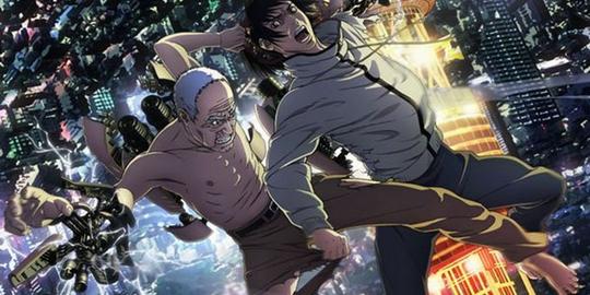 Last Hero Inuyashiki, Actu Japanime, Japanime, Studio Mappa, Hiroya Oku,