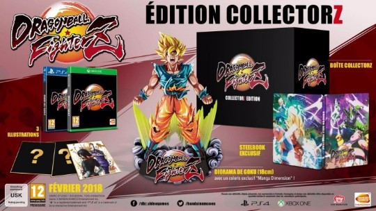 Actu Jeux Vidéo, Arc System Works, Bandai Namco Games, Dragon Ball Fighter Z, Edition Deluxe, Playstation 4, Steam, Xbox One, Jeux Vidéo,