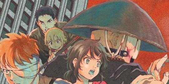 Critique Manga, Dark Kana, Kana, Manga, Seinen, Sky-High Survival, Takahiro Oba, Tsuina Miura,