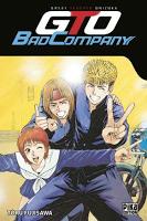 Manga, Critique Manga, GTO Bad Company, Toru Fujisawa, Pika Édition,