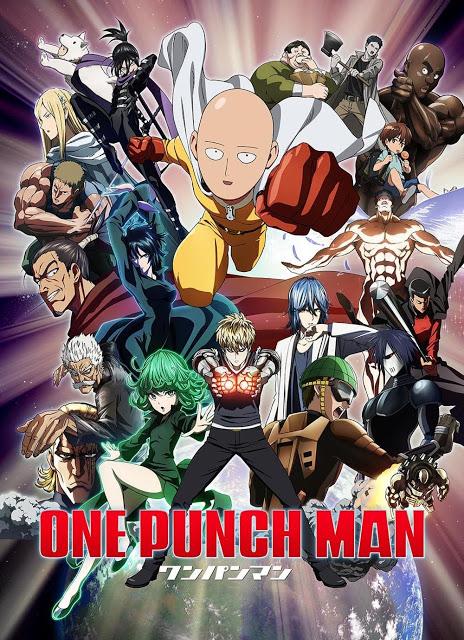 One Punch Man Saison 2, Actu Japanime, Japanime, J.C. Staff, Chikara Sakurai, Chikashi Kubota, Tomohiro Suzuki,