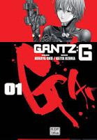 Gantz:G, Hiroya Hoku, Manga, Actu Manga, Delcourt / Tonkam,
