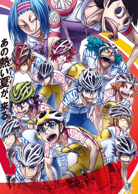 Yowamushi Pedal : Glory Line, Actu Japanime, Japanime,