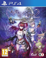 Critique Jeux Vidéo, Gust, Koch Media, Koei Tecmo, Nights of Azure 2: Bride of the New Moon, Nintendo Switch, Playstation 4, Playstation Vita, Steam, Jeux Vidéo,