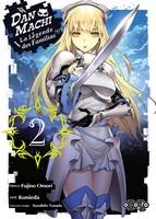 Critique Manga, DanMachi, Manga, Ototo, Shonen, Kunieda, Fujino Omori,