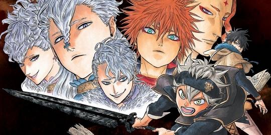 Black Clover Project, PC, Playstation 4, Actu Jeux Vidéo, Jeux Vidéo, Bandai Namco, Jump Festa 2018,