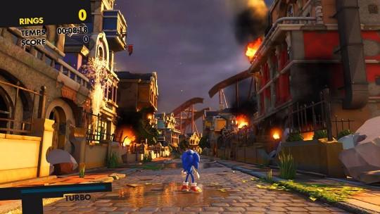 Critique Jeux Vidéo, Koch Media, Nintendo Switch, PC, Playstation 4, Sega, Sonic Forces, Sonic Team, Steam, Xbox One, Jeux Vidéo,