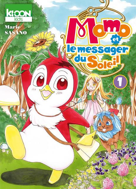 Ki-oon Mag, Noise, Momo et le Messager du Soleil, Lost Childreen, Beyond the Clouds, Sous un Ciel Nouveau, Manga, Actu Manga,