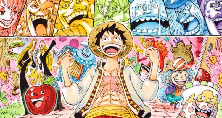 Découvrez l'illustration présente sur la couverture du tome 88 de One Piece ! Suivez toute son actu sur Nipponzilla, le meilleur site d'actualité manga, anime, jeux vidéo et cinéma