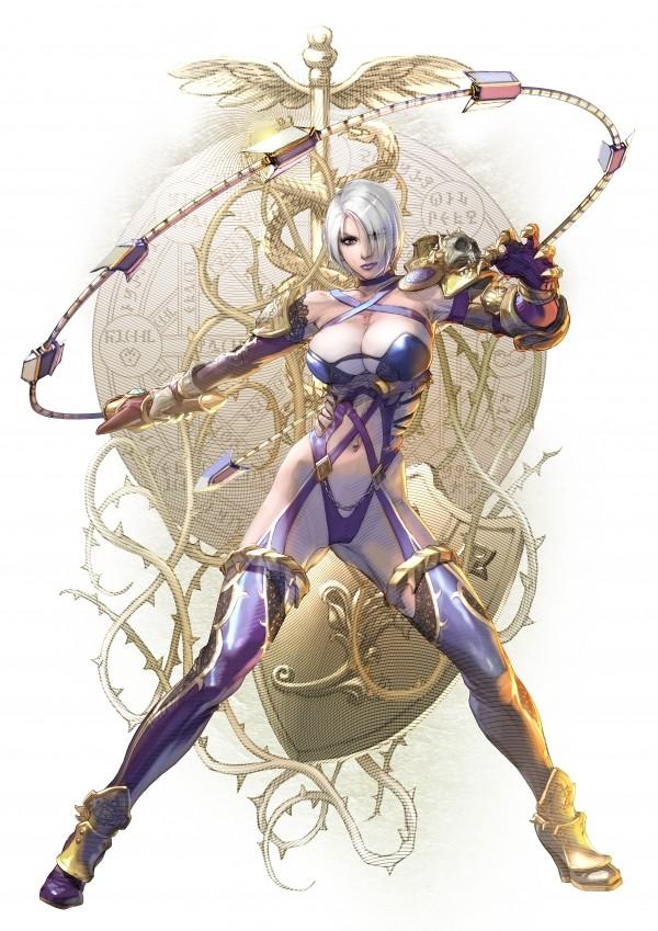 Ivy est de retour dans SoulCalibur VI ! Plus d'informations sur Nipponzilla !