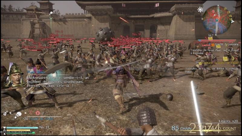 Notre critique pour Nipponzilla de Dynasty Warriors 9 !