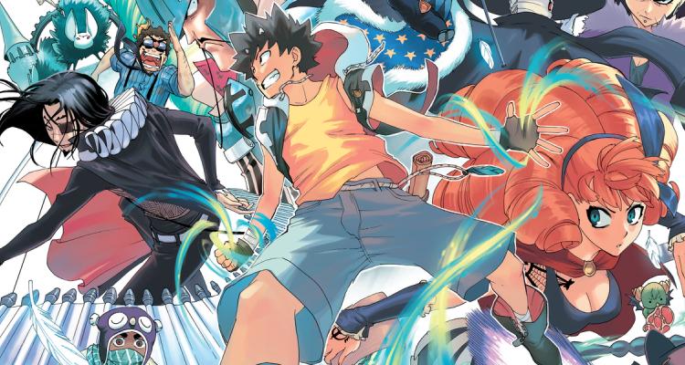 Suivez toute l'actu de Radiant sur Nipponzilla, le meilleur site d'actualité manga, anime, jeux vidéo et cinéma
