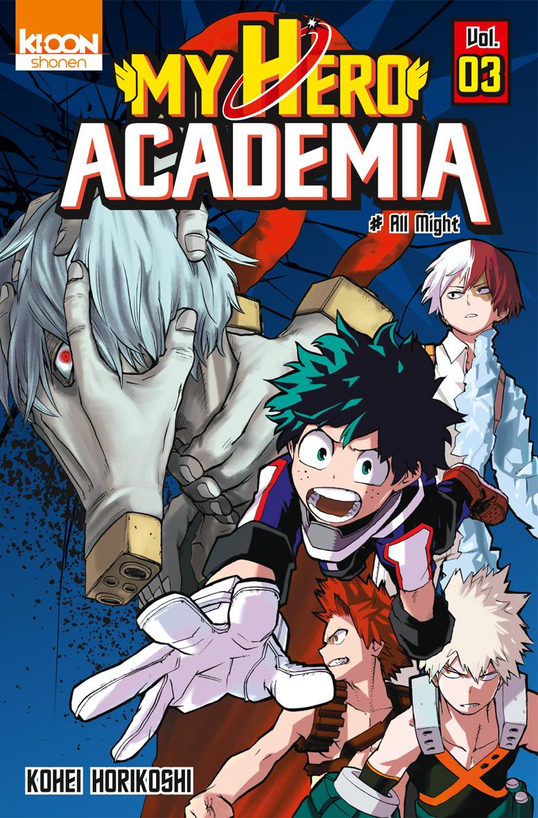 My Hero Academia 3