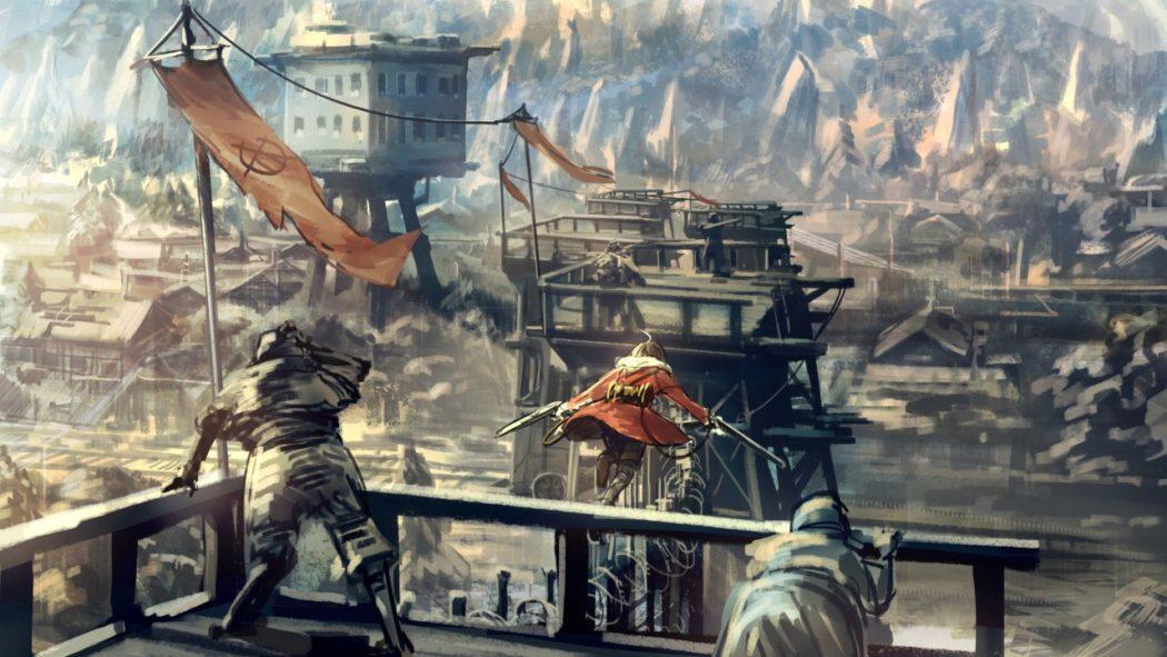 Une suite de Kabaneri of the Iron Fortress sous la forme d'un film d'animation