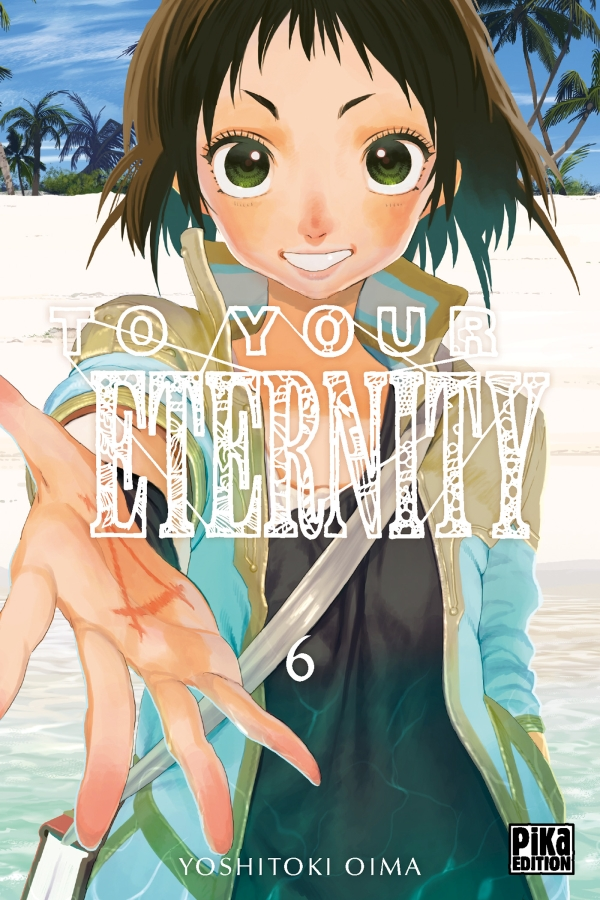 L'auteure de To Your Eternity à la Japan Expo 2018