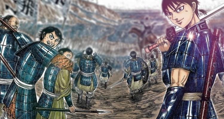Suivez toute l'actu de Kingdom et Yasuhisa Hara sur Nipponzilla, le meilleur site d'actualité manga, anime, jeux vidéo et cinéma