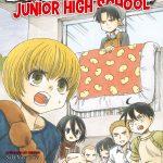 Suivez toute l'actu de L'Attaque des Titans - Junior High School Saki Nakagawa sur Nipponzilla, le meilleur site d'actualité manga, anime, jeux vidéo et cinéma
