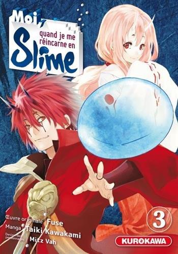 Un trailer pour l'adaptation en anime de Moi, quand je me réincarne en Slime