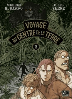 Lisez notre avis concernant le tome 3 de Voyage au Centre de la Terre et suivez toute son actu sur Nipponzilla, le meilleur site d'actualité manga, anime, jeux vidéo et cinéma