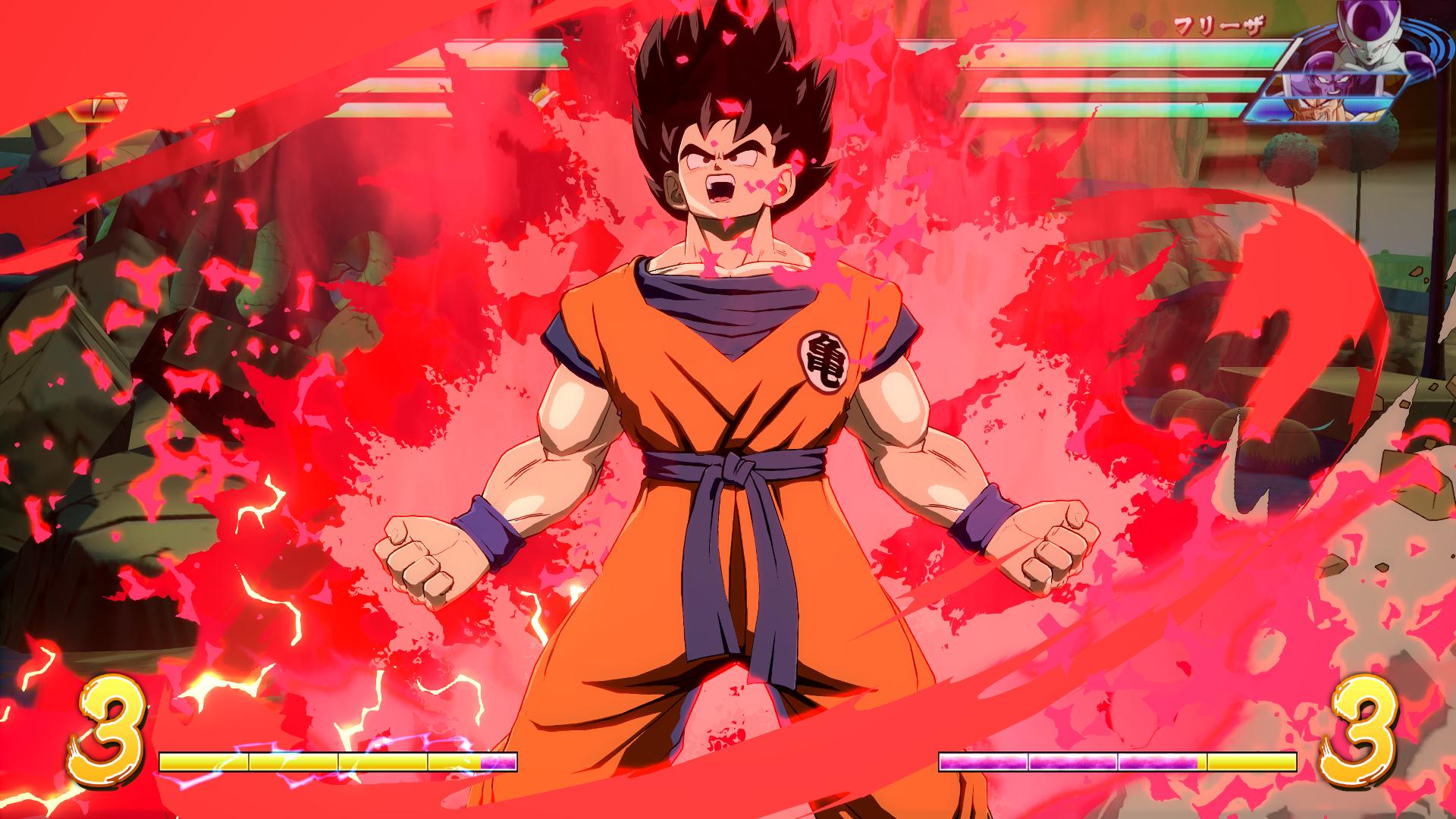Goku et Vegeta en forme standard rejoignent Dragon Ball FighterZ ! Plus d'infos sur Nipponzilla !