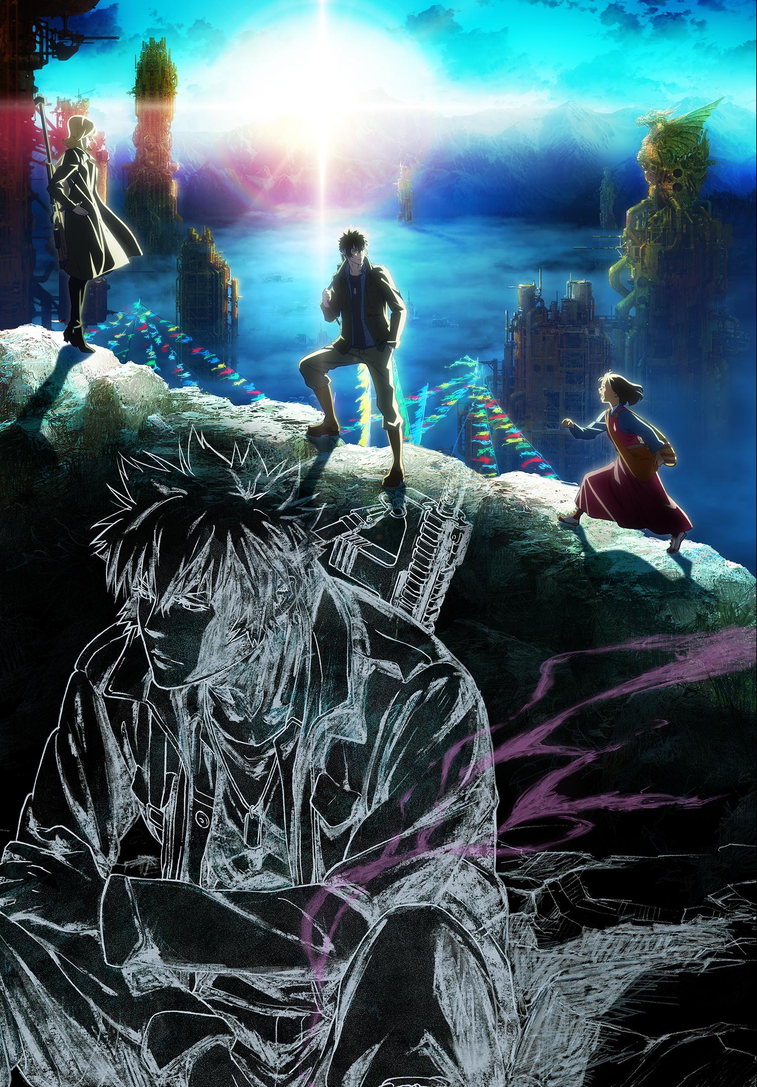 Trois affiches de Psycho-Pass : Sinners of the System ont été dévoilées