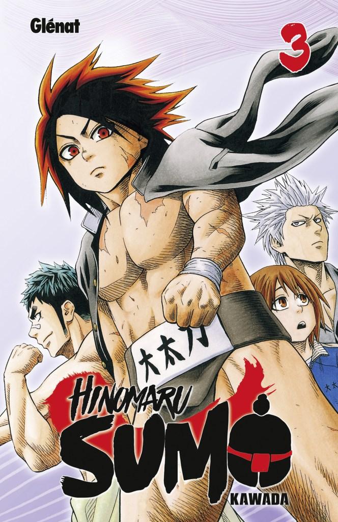 Un nombre d'épisodes revenu à la hausse pour Hinomaru Sumo