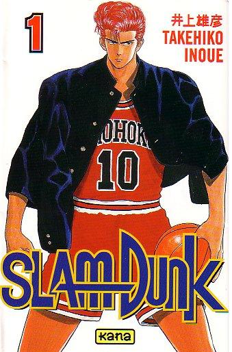 Un arrêt de commercialisation pour l'édition classique de Slam Dunk