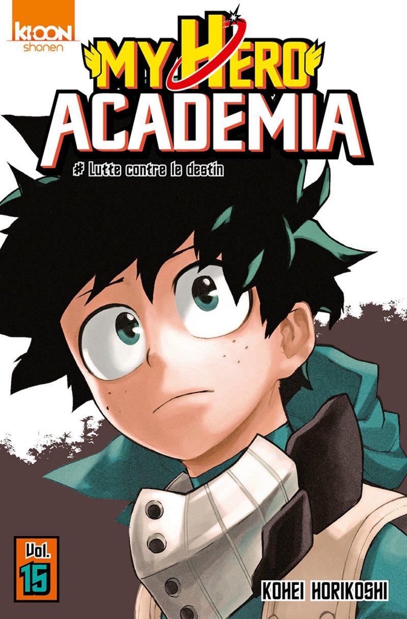 Un nouveau film My Hero Academia a été annoncé