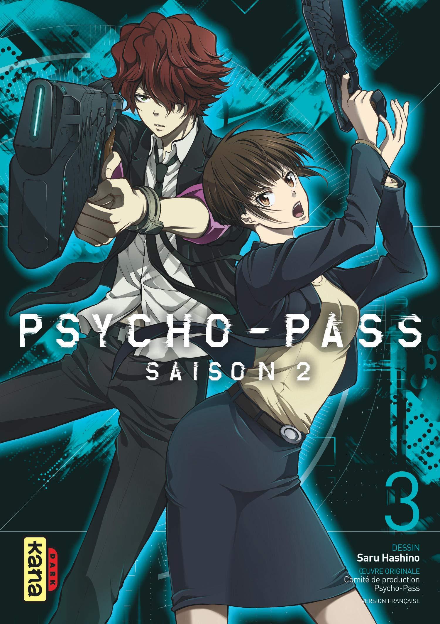 Une date de sortie pour la saison 3 de Psycho-Pass