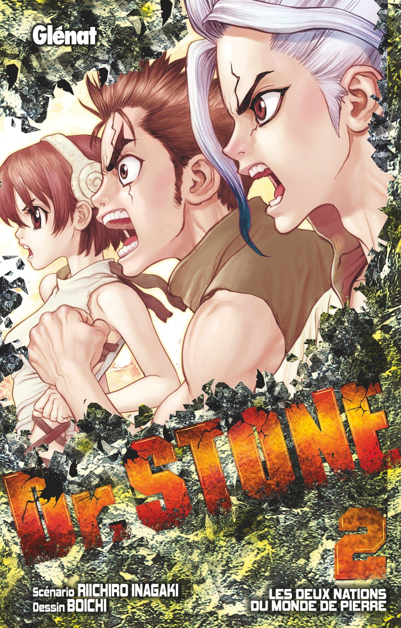 Une nouvelle illustration pour l'adaptation en anime de Dr Stone