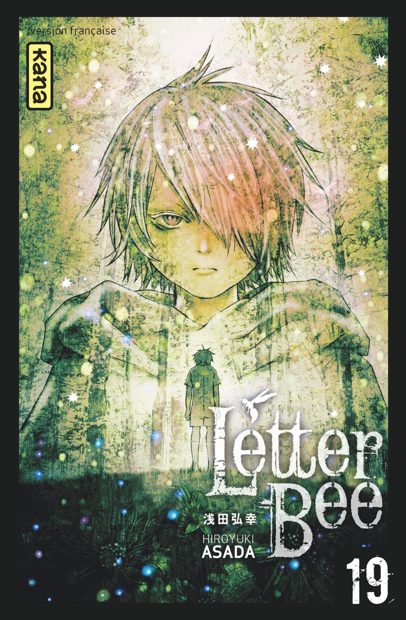 Une édition bunko de Letter Bee débarque au Japon