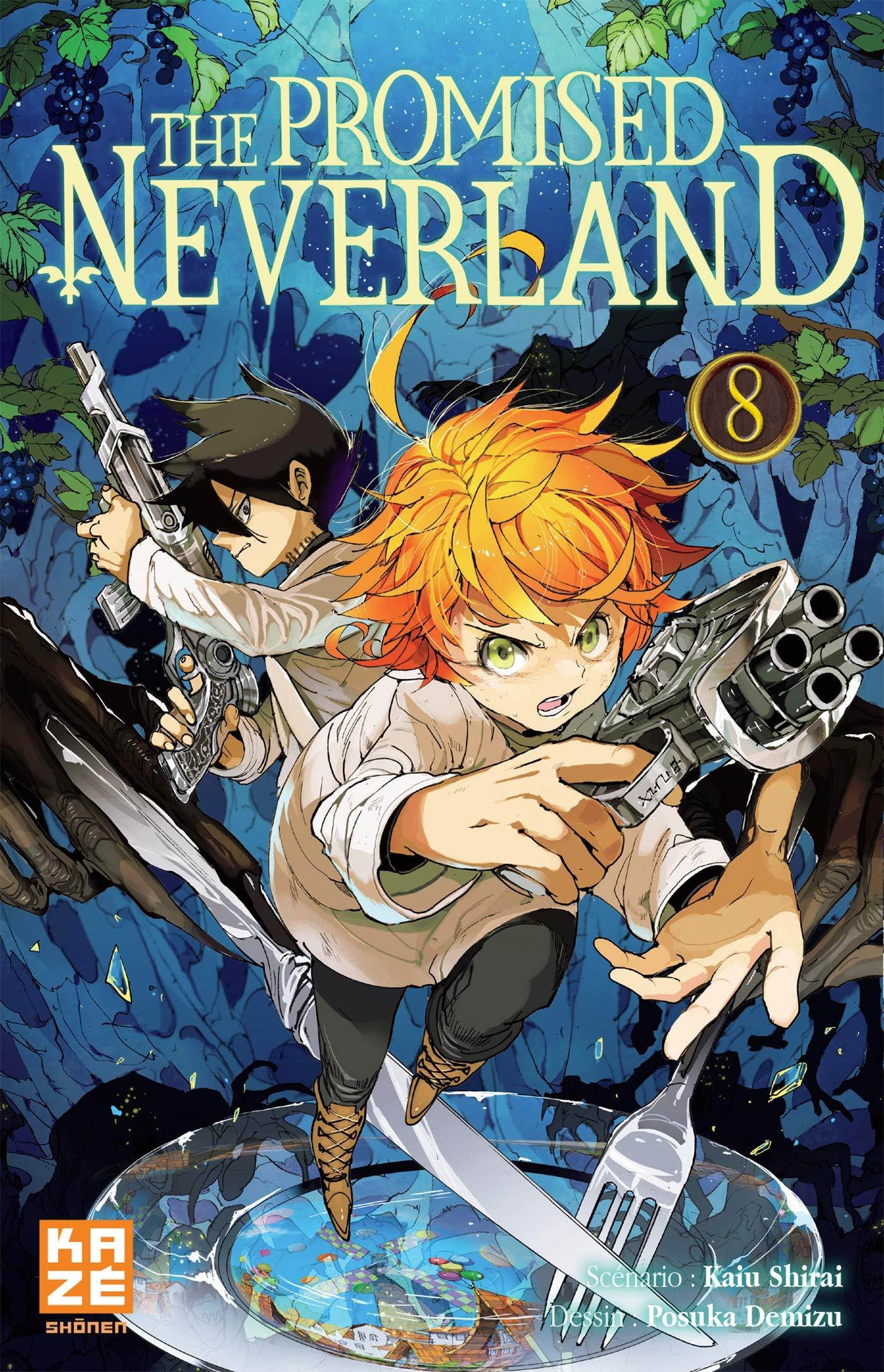 La saison 1 de The Promised Neverland débarque en DVD et Blu-Ray chez Kazé