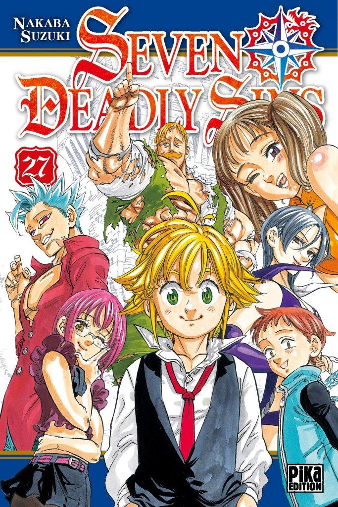 Une date de sortie pour la saison 3 de Seven Deadly Sins