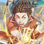 Salvatore Nives, Manga, Interview, Japan Expo 2019, H2T, Flare Zero, Shonen, Global Manga, Résumé, Critique, News, Personnages, Citations, Récompenses