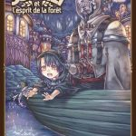 Somali et l'Esprit de la Forêt, Somali to Mori no Kami-sama, ソマリと森の神様, Studio Satelight, Comic Con Paris, Crunchyroll, Komikku, Yako Gureishi, Seinen, Manga, Résumé, Critique, News, Personnages, Citations, Récompenses