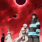 Fire Force, Enen no Shôbôtai, Enen no Shouboutai, 炎炎ノ消防隊, Atsushi Ohkubo, Shuukan Shounen Magazine, Kodansha, David Production, Japanime, Anime, Shônen, Anime Digital Network, Kana, Manga, Coldrain, Mayday feat. Ryo from Crystal Lake, Résumé, Critique, News, Personnages, Citations, Récompenses